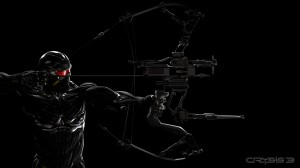 Crysis 3 Prophet and Predator Bow Wallpapers