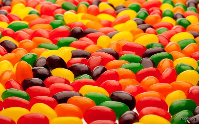 Download Jelly Beans wallpaper 2560x1600