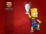 FC Barcelona HD Wallpaper 1024x768