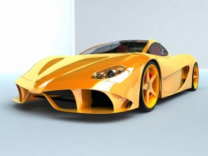 Ferrari Aurea Spider HD Wallpapers