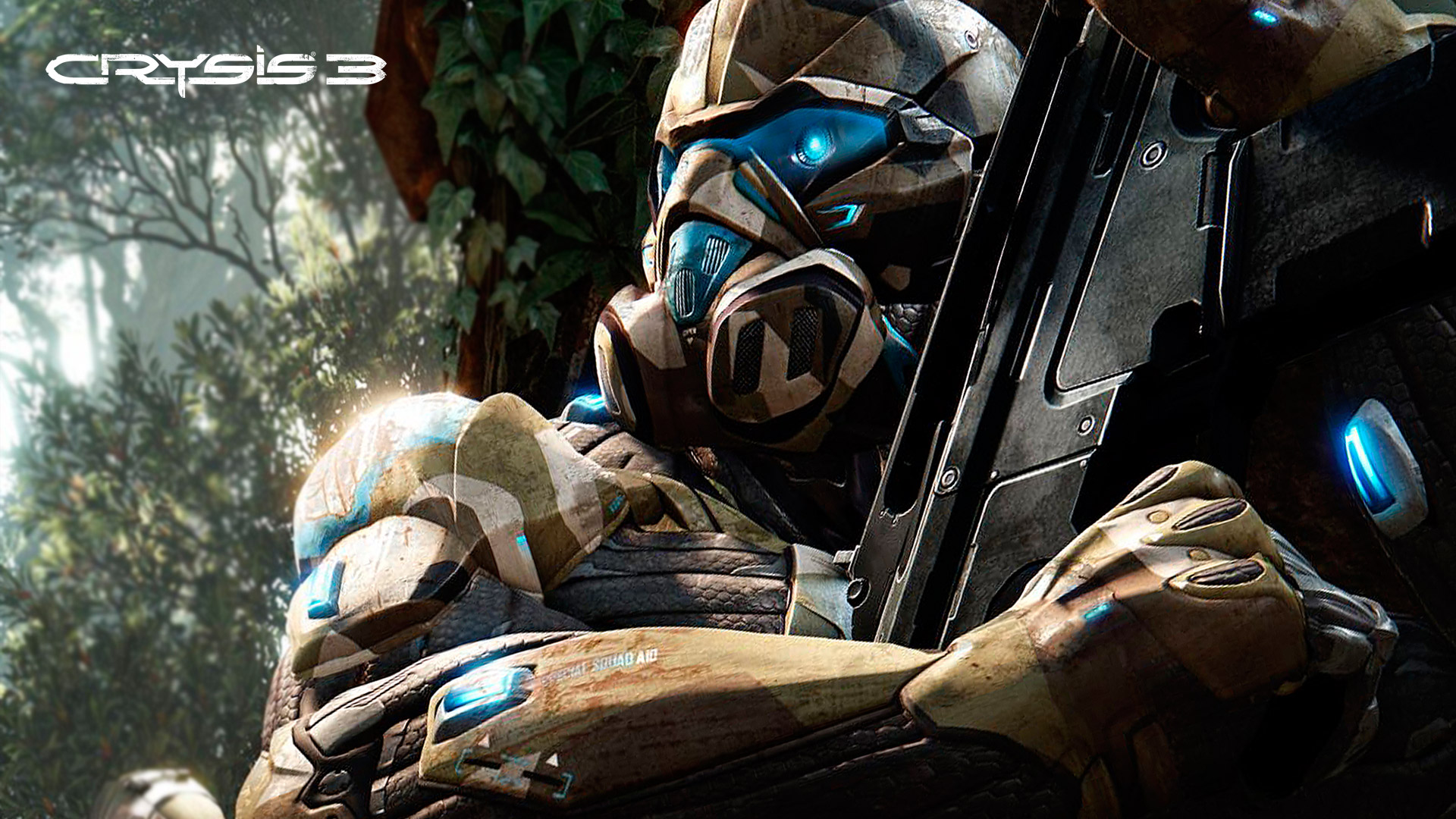 free crysis 3 hd wallpaper 1920x1080