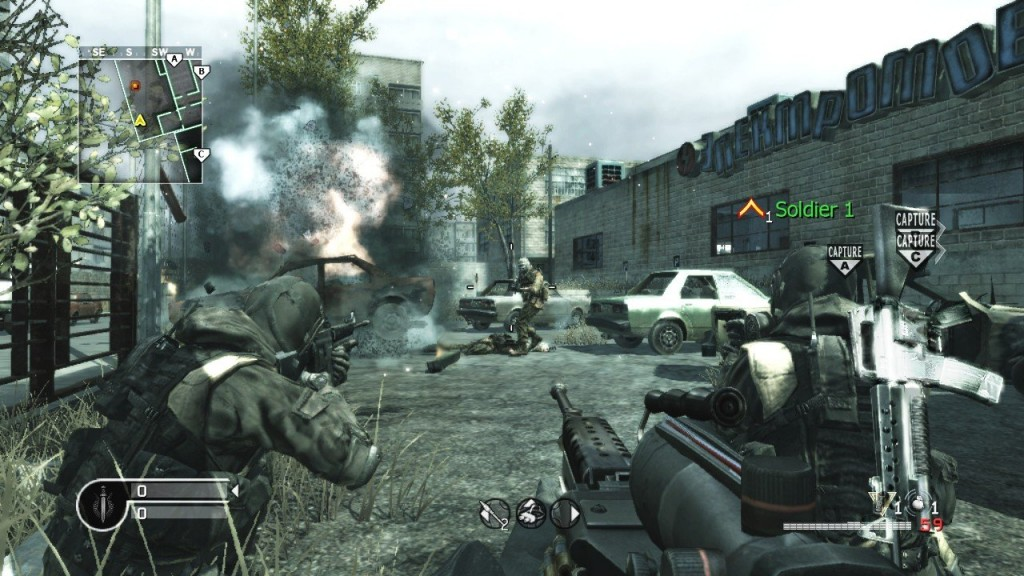 Free Download Call of Duty Modern Warfare 2
