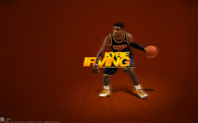 Free Wallpapers Kyrie Irving 1680x1050