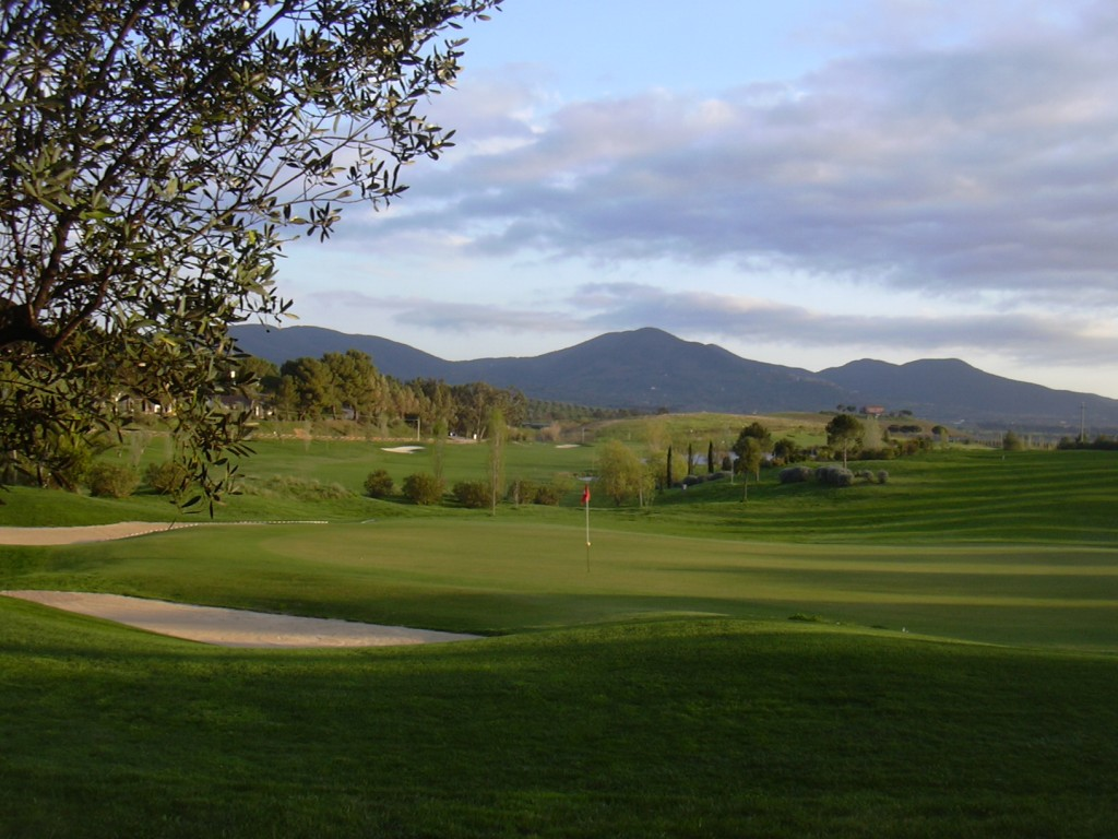 Golf Club Toscana Wallpapers