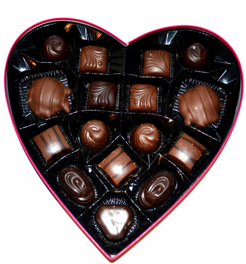 Happy Valentine Day Chocolates 2013 HD Wallpapers