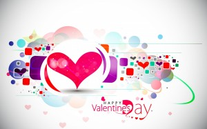 Happy Valentine day 2013 free messages in English