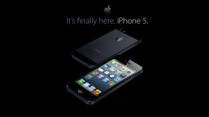 Iphone 5 Black HD Wallpaper