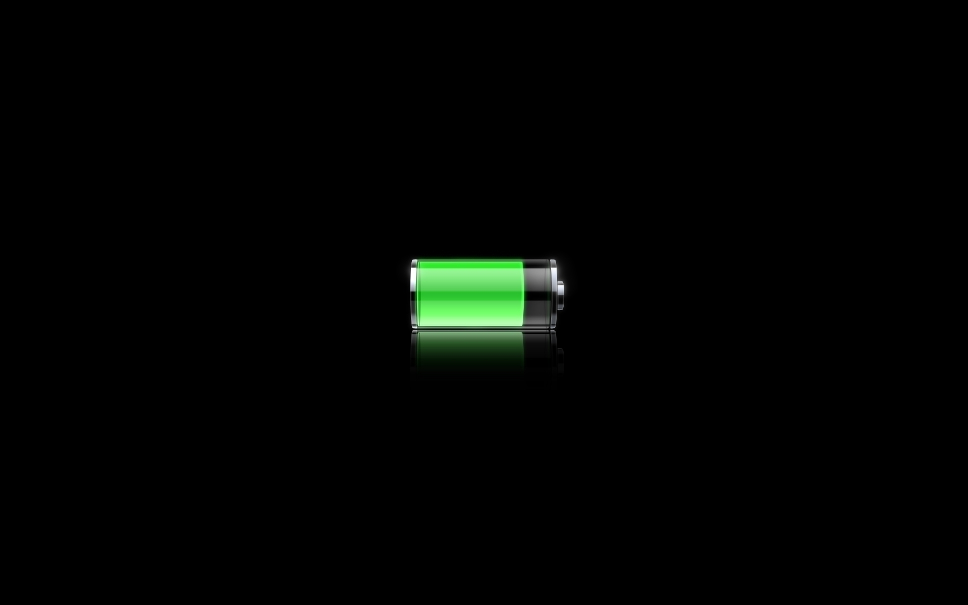 battery wallpaper