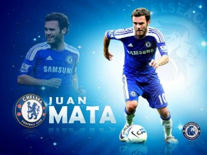 Juan Mata Chelsea 2013 HD Wallpaper