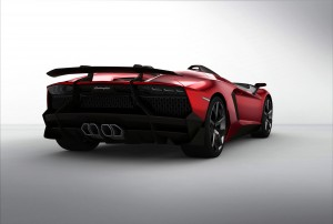 Lamborghini Aventador J 2013 HD Wallpapers