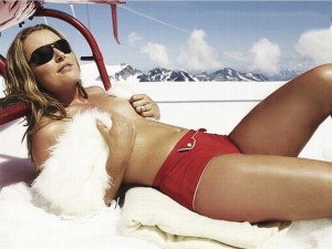 Lindsey Vonn 2013 HD Wallpaper