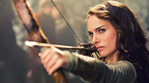 Natalie Portman Bow HD Wallpaper
