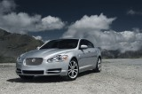 New Jaguar XF V8 75th Anniversary