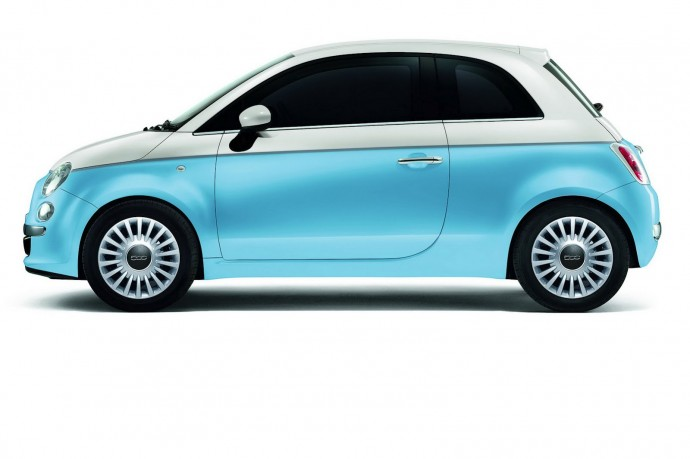 New Special Edition Fiat 500 wallpapers