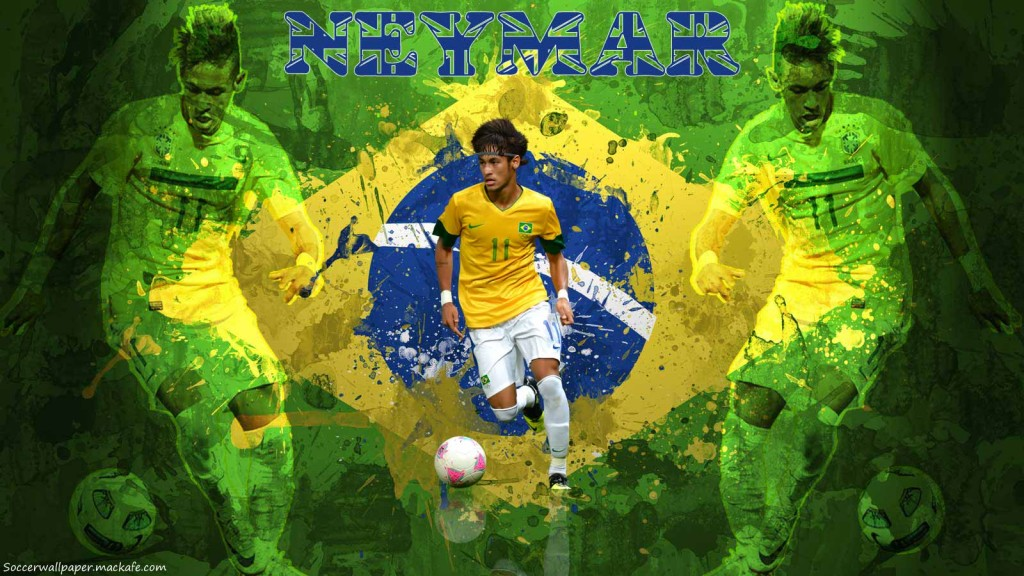 Neymar 2013 HD Wallpapers
