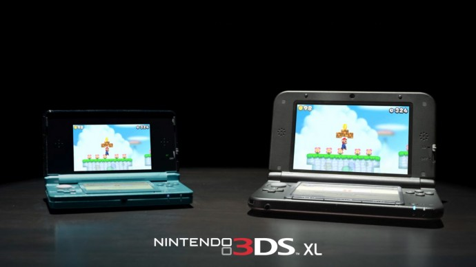Nintendo 3DS XL Picture