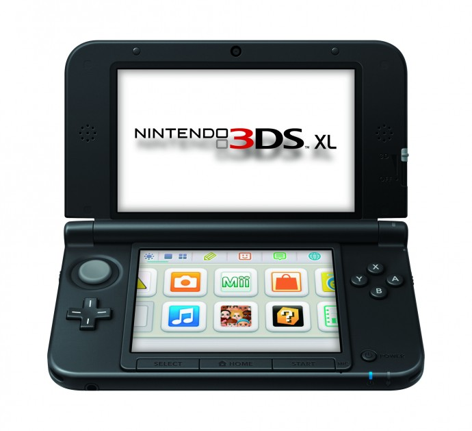 Nintendo 3DS XL Wallpaper