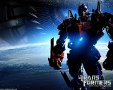 Optimus Prime Widescreen