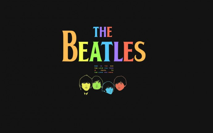 The Beatles Wallpaper 1440x900