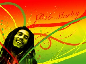 Wallpaper Bob Marley Quotes 1024x768