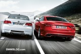 audi vs bmw wallpapers