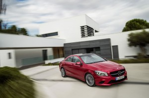 cla mercedes wallpaper