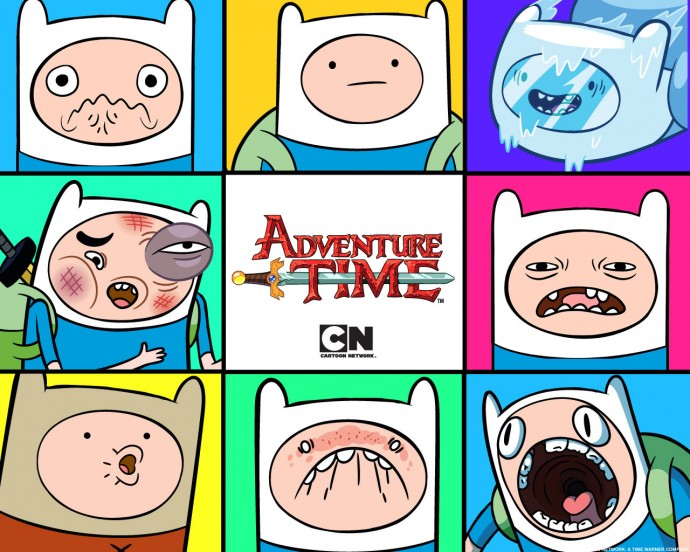 free Adventure Time hd wallpapers