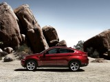 free BMW X6 Wallpaper 1024x768
