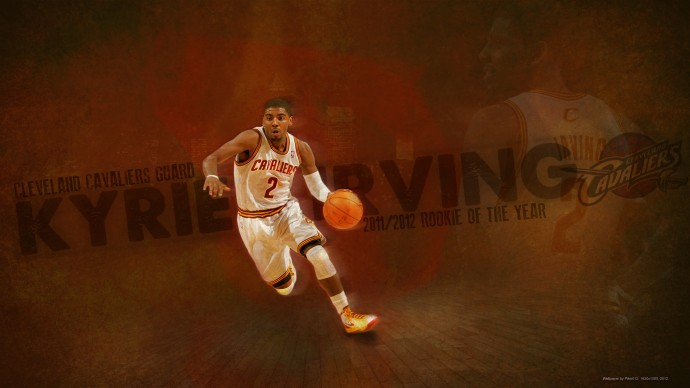 free Kyrie Irving Basketball background Wallpaper 1920x1080