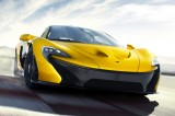 free download McLaren P1 yellow color