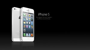 iPhone 5 White HD Wallpaper