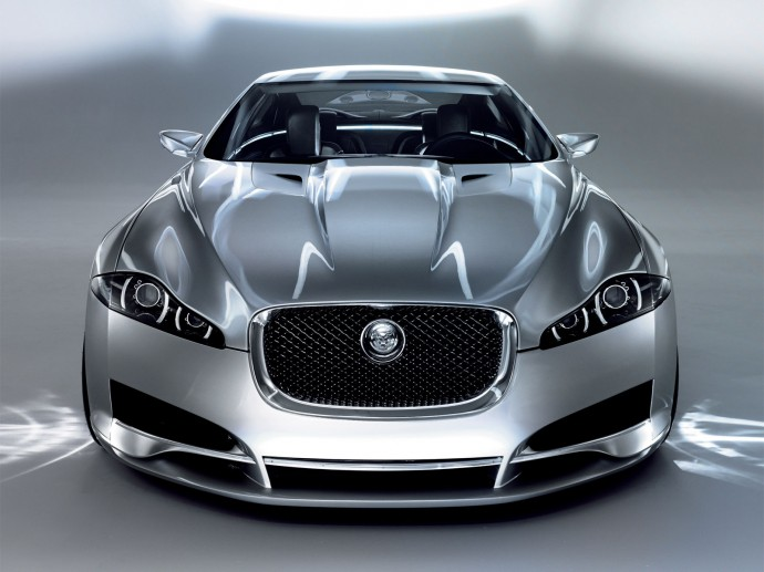 jaguar xf 1600x1200 hd wallpaper