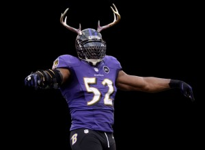 ray lewis Black Wallpaper