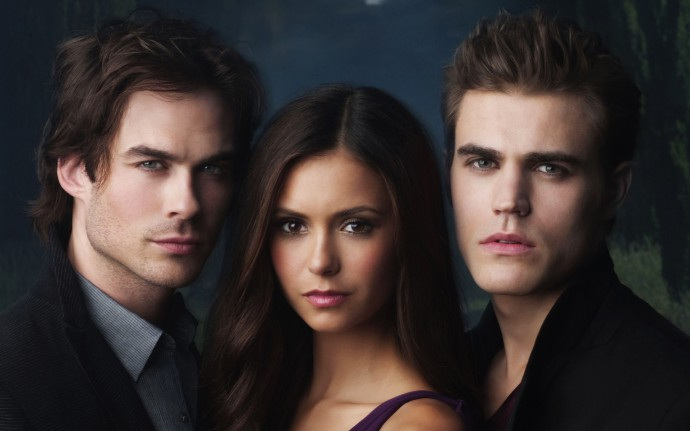 vampire diaries hd wallpaper