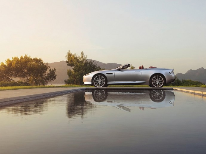 2013 Aston Martin DB9 Wallpaper HD 1280x960