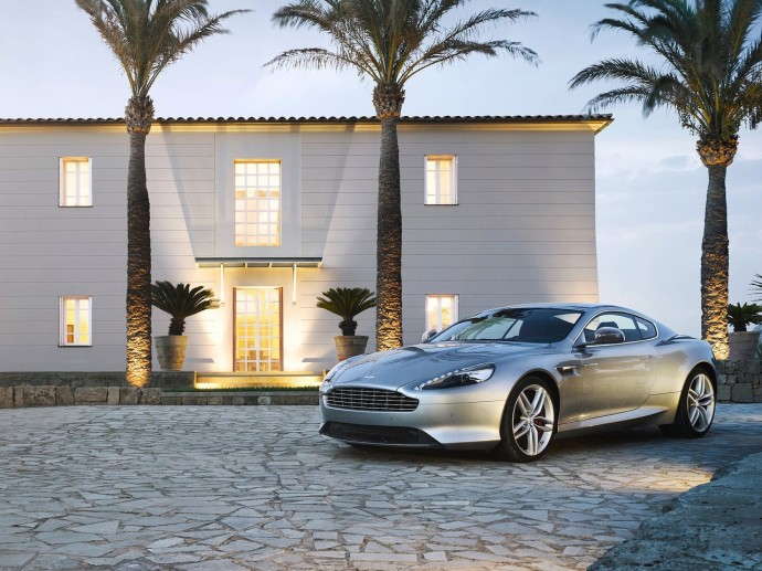 Aston Martin DB9 2013 HD Wallpaper 1280x960