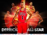 Best Derrick Rose Basketball Wallpaper HD