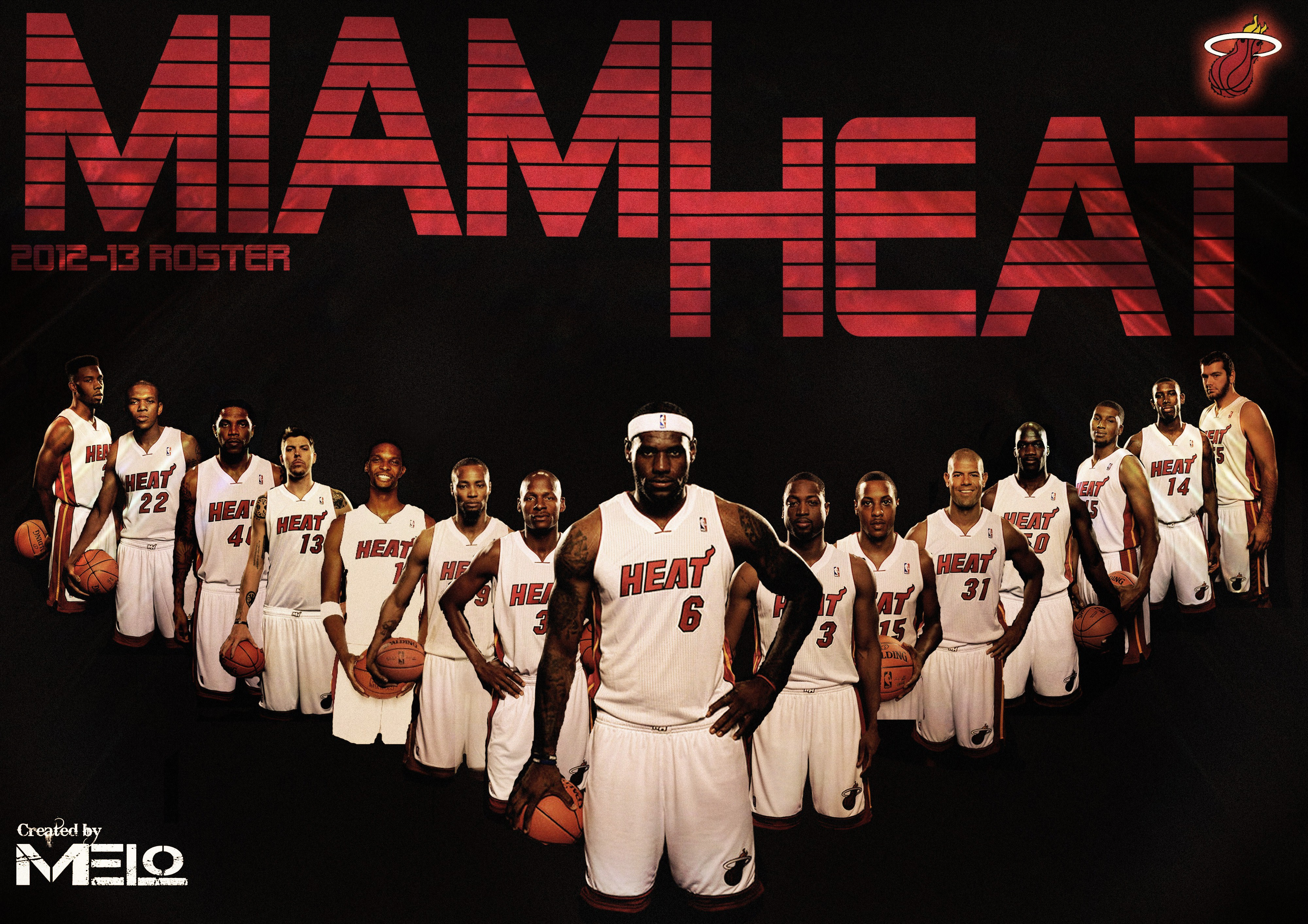 File Name : Best Miami Heat Wallpaper HD