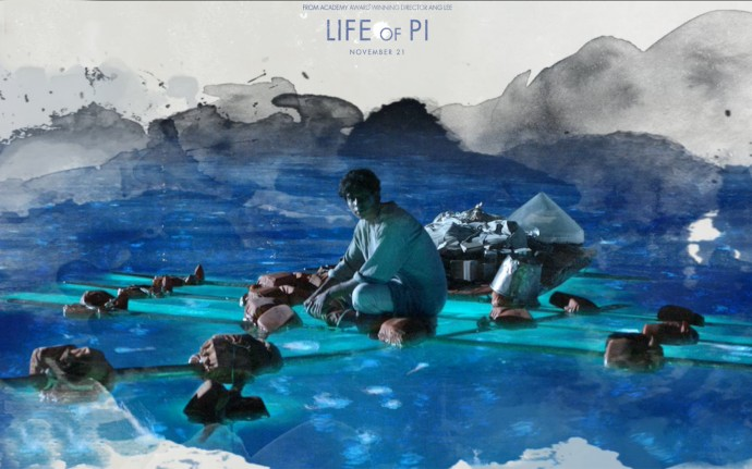 Download Life of Pi Movie Wallpaper 1680x1050