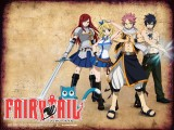 Free Fairy Tail Wallpaper HD 1024x768