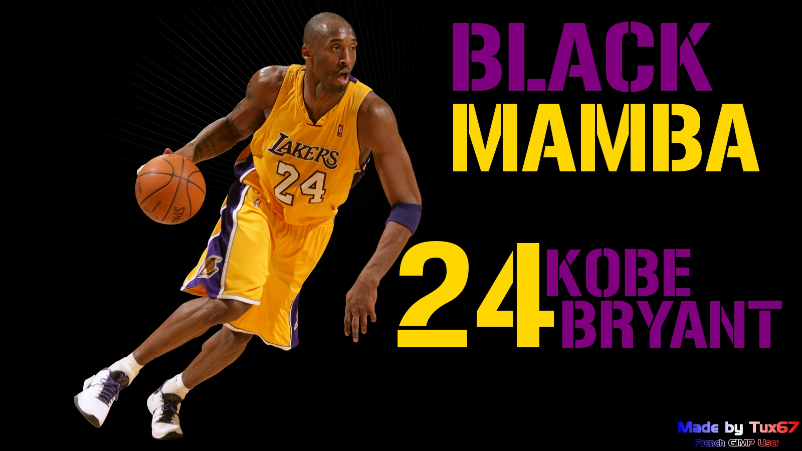 Free kobe bryant hd wallpapers - Kobe bryant wallpaper free download ...
