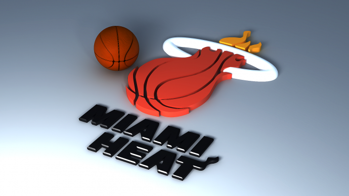 Free Miami Heat Wallpaper HD
