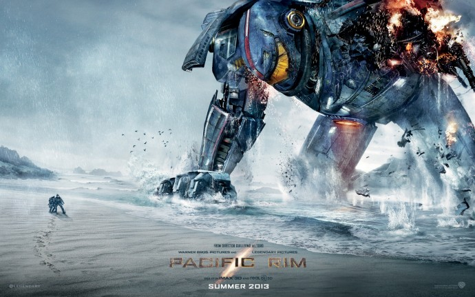 Free Pacific Rim 2013 Movie HD Wallpapers