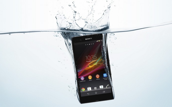 Free Sony Xperia Z Wallpaper HD
