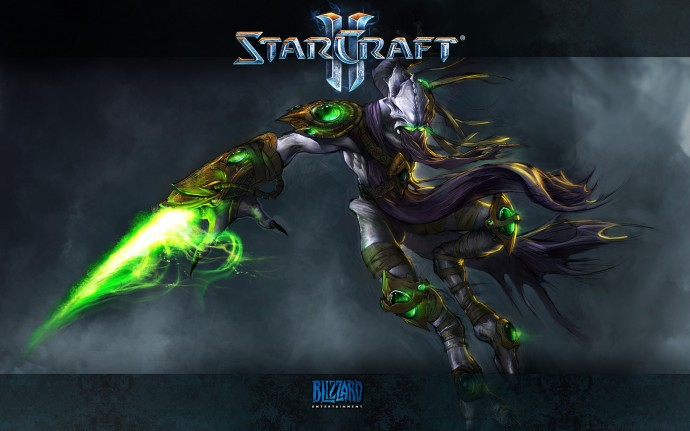 Free Starcraft 2 Games Wallpaper HD