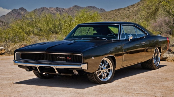 Free dodge charger 1970 Wallpaper HD