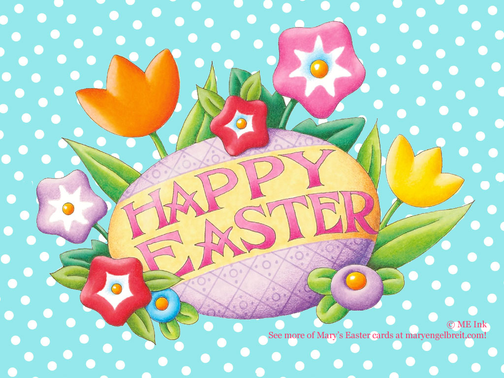 Happy Easter Desktop
