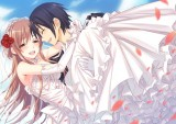 Kirito and Asuna Sword Art online Wallpaper HD