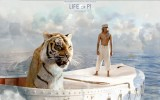 Life of Pi Movie Wallpaper 1680x1050