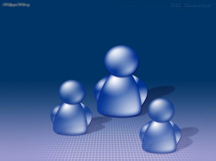 MSN Messenger Wallpaper 1024x768